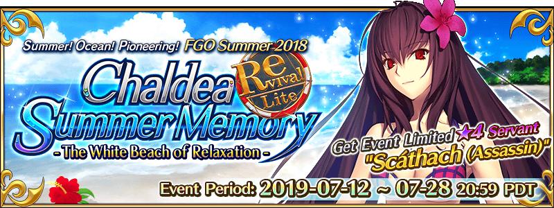 Summer Rerun Fate Grand Order Guides And Info Kscopedia