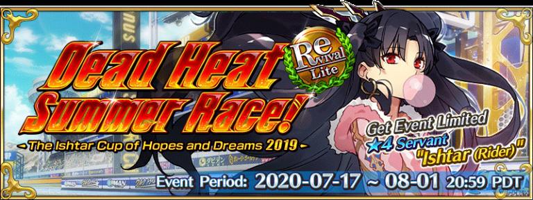 Dead Heat Summer Race Lite