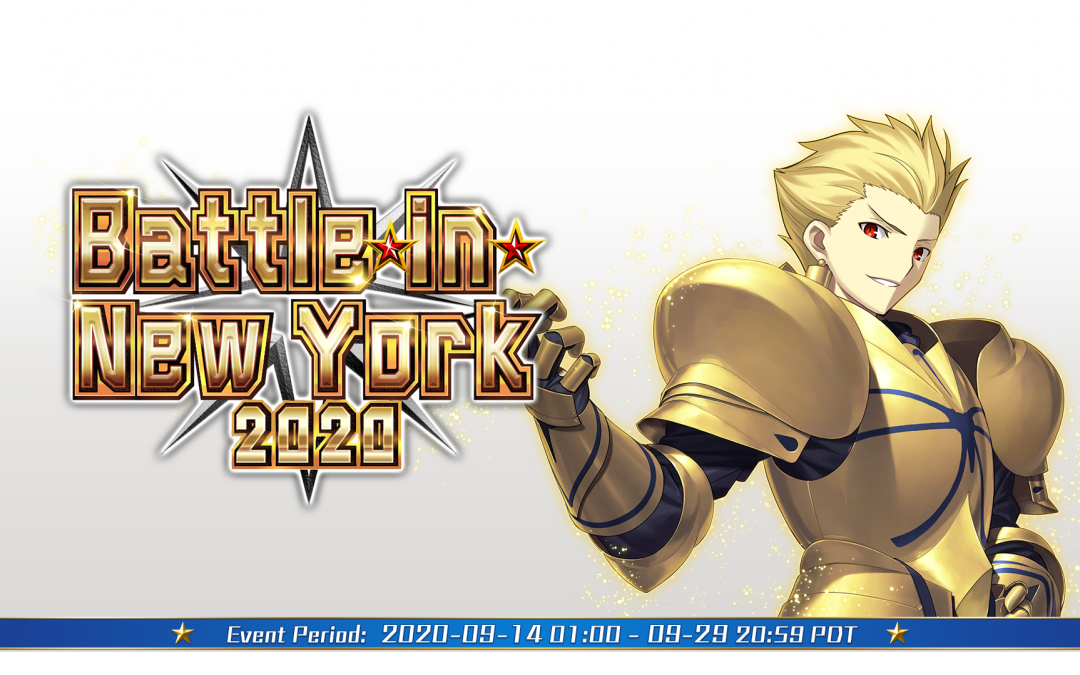 Battle in New York 2020 Event Guide