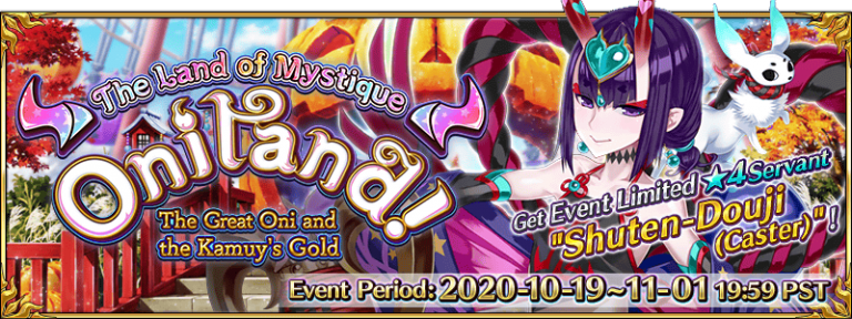 Oniland! Event Guide